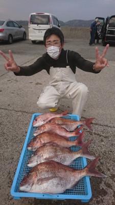 共栄丸の2021年4月25日(日)4枚目の写真