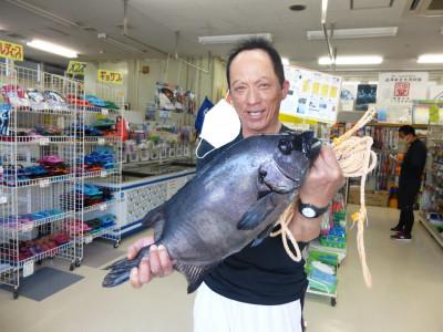 柴釣具商会の2021年4月25日(日)3枚目の写真