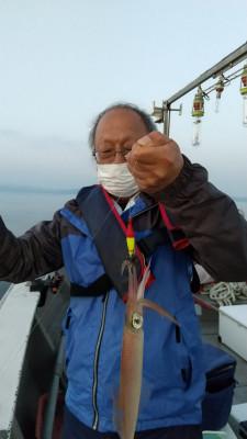 美浜釣舟センターの2021年4月24日(土)3枚目の写真
