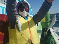 蒲谷丸の2021年4月26日(月)1枚目の写真