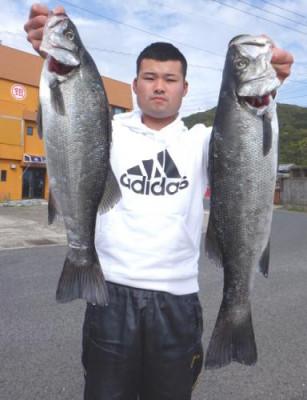 丸銀釣りセンターの2021年4月24日(土)2枚目の写真