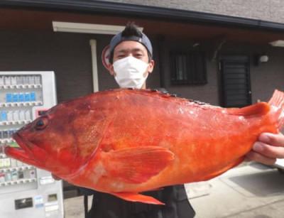 丸銀釣りセンターの2021年4月24日(土)3枚目の写真
