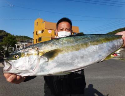 丸銀釣りセンターの2021年4月25日(日)5枚目の写真