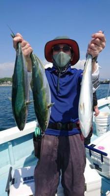 正漁丸の2021年4月24日(土)4枚目の写真