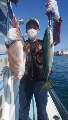正漁丸の2021年4月25日(日)2枚目の写真