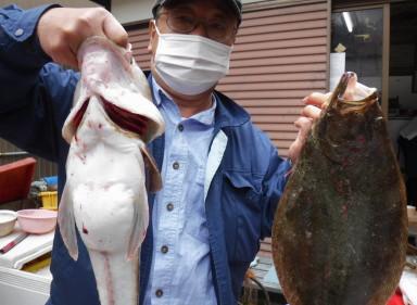 奥村釣船の2021年4月24日(土)1枚目の写真