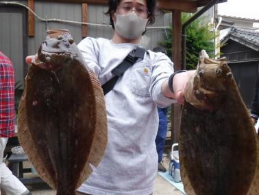 奥村釣船の2021年4月24日(土)2枚目の写真