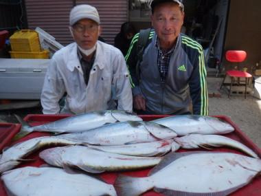 奥村釣船の2021年4月26日(月)3枚目の写真