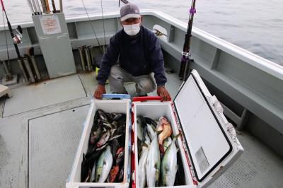 西岡遊漁の2021年4月23日(金)1枚目の写真
