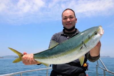 西岡遊漁の2021年4月24日(土)1枚目の写真