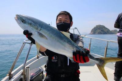 西岡遊漁の2021年4月24日(土)2枚目の写真