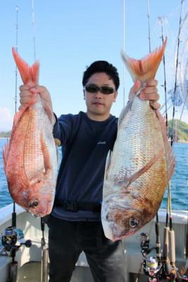 西岡遊漁の2021年4月24日(土)3枚目の写真