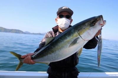 西岡遊漁の2021年4月25日(日)1枚目の写真