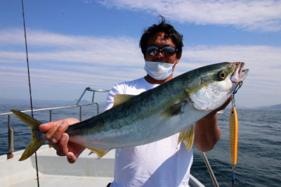 西岡遊漁の2021年4月25日(日)2枚目の写真