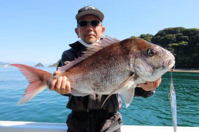 西岡遊漁の2021年4月25日(日)4枚目の写真
