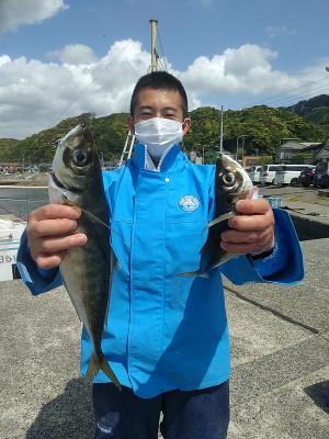 勘次郎丸の2021年4月27日(火)2枚目の写真