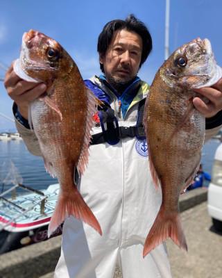 第八幸松丸の2021年4月27日(火)1枚目の写真