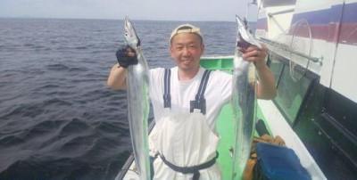 三喜丸釣船店の2021年4月27日(火)3枚目の写真