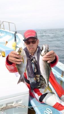 釣り船 秀進丸の2021年4月27日(火)1枚目の写真