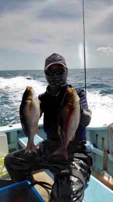 釣り船 秀進丸の2021年4月27日(火)3枚目の写真