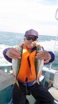 釣り船 秀進丸の2021年4月27日(火)4枚目の写真