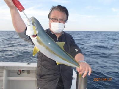 秀吉丸の2021年4月27日(火)2枚目の写真
