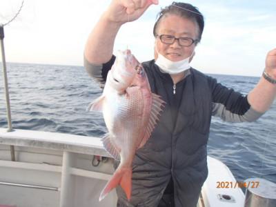 秀吉丸の2021年4月27日(火)5枚目の写真