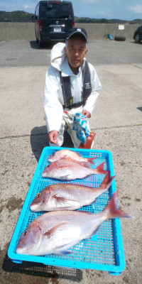 共栄丸の2021年4月27日(火)5枚目の写真
