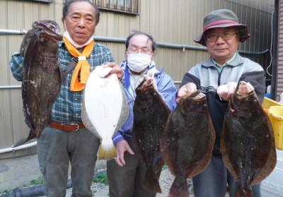 奥村釣船の2021年4月27日(火)1枚目の写真