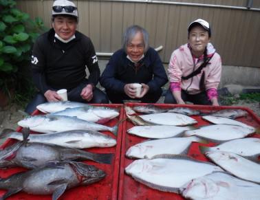 奥村釣船の2021年4月27日(火)2枚目の写真