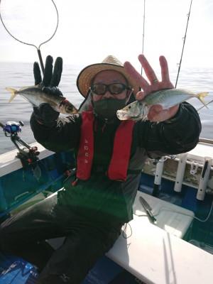フィッシングボート 清和丸の2021年4月28日(水)1枚目の写真