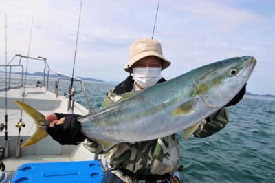 西岡遊漁の2021年4月27日(火)2枚目の写真
