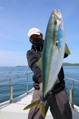 西岡遊漁の2021年4月27日(火)3枚目の写真