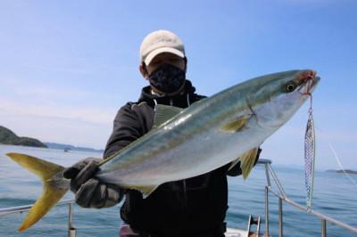 西岡遊漁の2021年4月27日(火)5枚目の写真