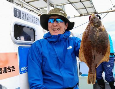 佐々木釣具店 平進丸の2021年4月28日(水)1枚目の写真