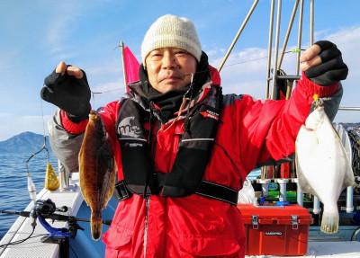佐々木釣具店 平進丸の2021年4月28日(水)2枚目の写真