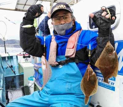 佐々木釣具店 平進丸の2021年4月28日(水)3枚目の写真
