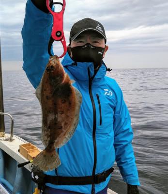 佐々木釣具店 平進丸の2021年4月28日(水)4枚目の写真