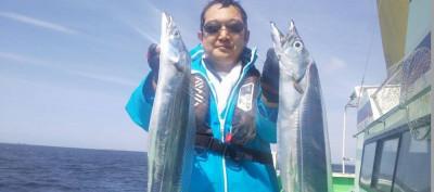 三喜丸釣船店の2021年4月28日(水)1枚目の写真