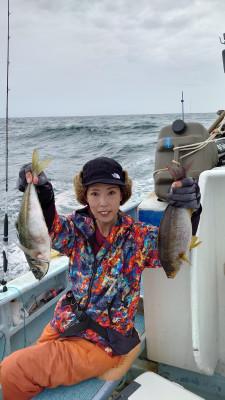釣り船 秀進丸の2021年4月28日(水)1枚目の写真