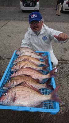 共栄丸の2021年4月28日(水)2枚目の写真