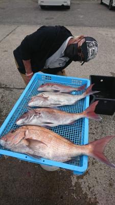 共栄丸の2021年4月28日(水)4枚目の写真