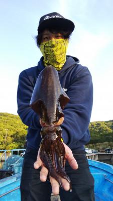 日乃出渡船の2021年4月24日(土)3枚目の写真