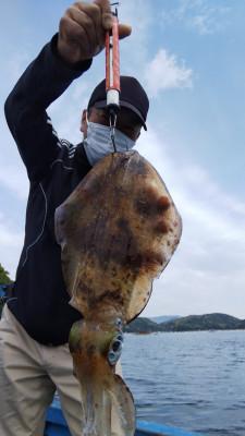 日乃出渡船の2021年4月25日(日)1枚目の写真