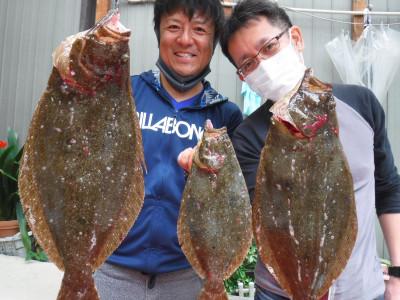 奥村釣船の2021年4月28日(水)1枚目の写真