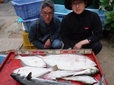 奥村釣船の2021年4月28日(水)4枚目の写真