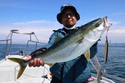 西岡遊漁の2021年4月28日(水)2枚目の写真