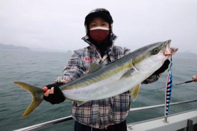 西岡遊漁の2021年4月28日(水)4枚目の写真