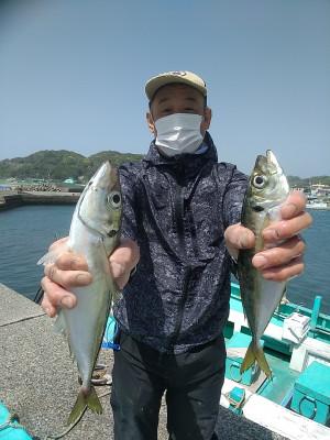 勘次郎丸の2021年4月30日(金)5枚目の写真