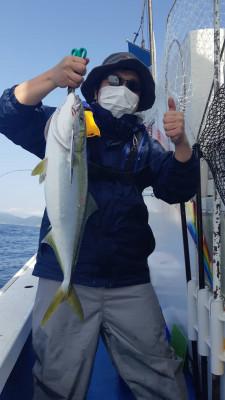 フィッシングボート 清和丸の2021年4月30日(金)4枚目の写真